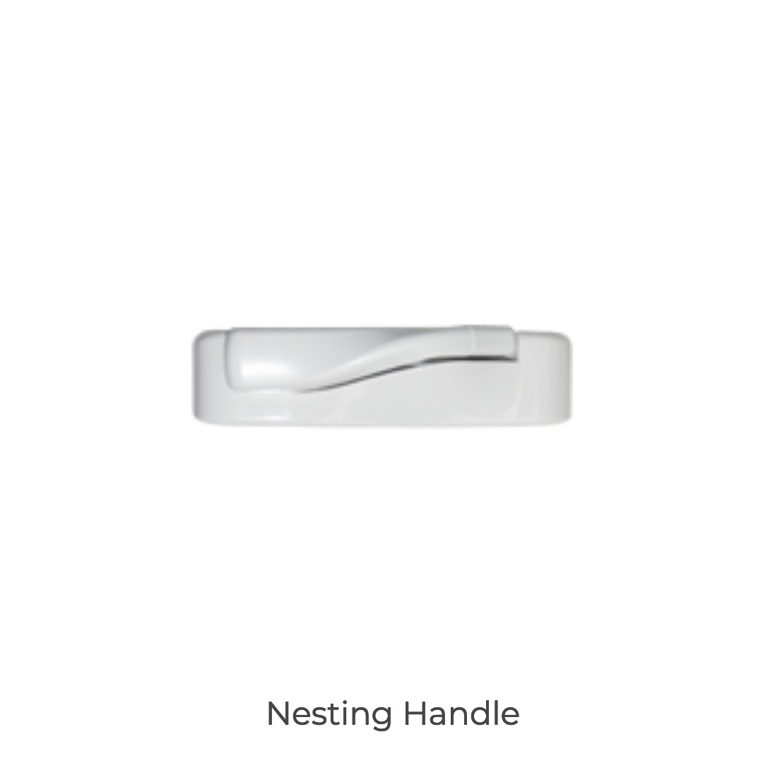 cascade nesting hangle