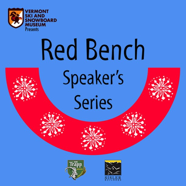 @vtssm Red Bench Series Discussion Thursday, September 19th at 6:30PM 1 South Main Street, Stowe 'How Vermont's Small Indie Ski Areas are Bucking the Merger Trend'  A discussion with Vermont's small independent ski area owners about how they've stood tall among the merging of resort giants.  Doors to the Museum will open at 6:00 and guests are invited to enjoy the exhibits and socialize. The discussion begins at 6:30. Craft beer provided by series sponsor @vontrappbrewing Wine and cider will be available. A $10 entry donation is appreciated!  For more info visit: https://www.vtssm.org/  #chambermember #skihistory #vontrapp