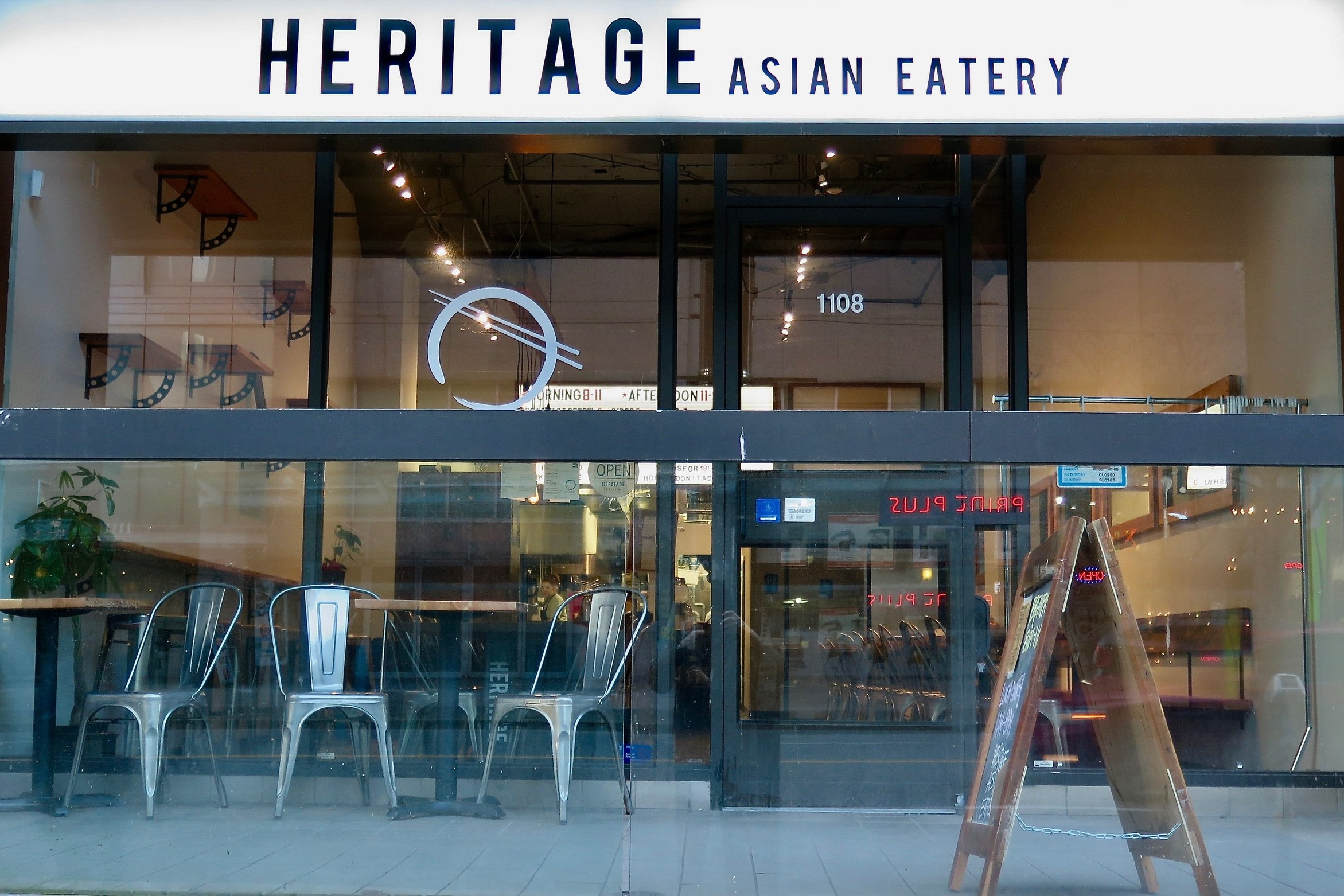 Heritage Asian Eatery -