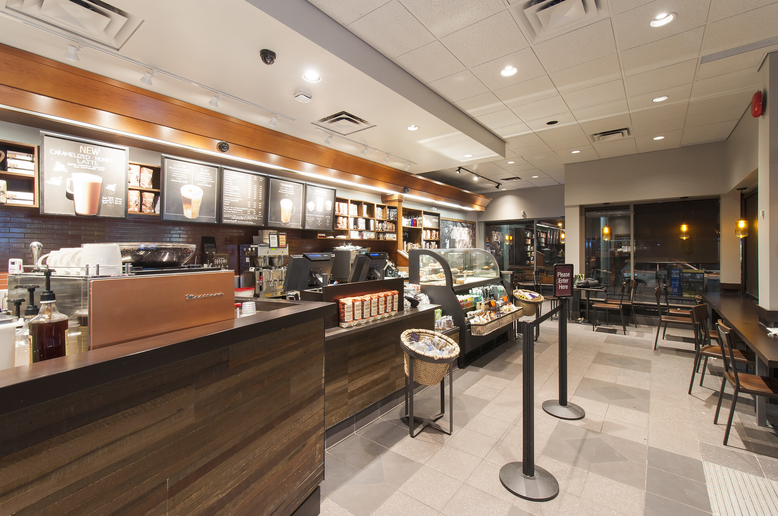 Starbucks North Vancouver -
