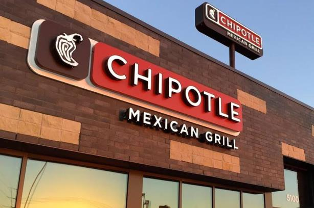 Chipotle on Broadway -