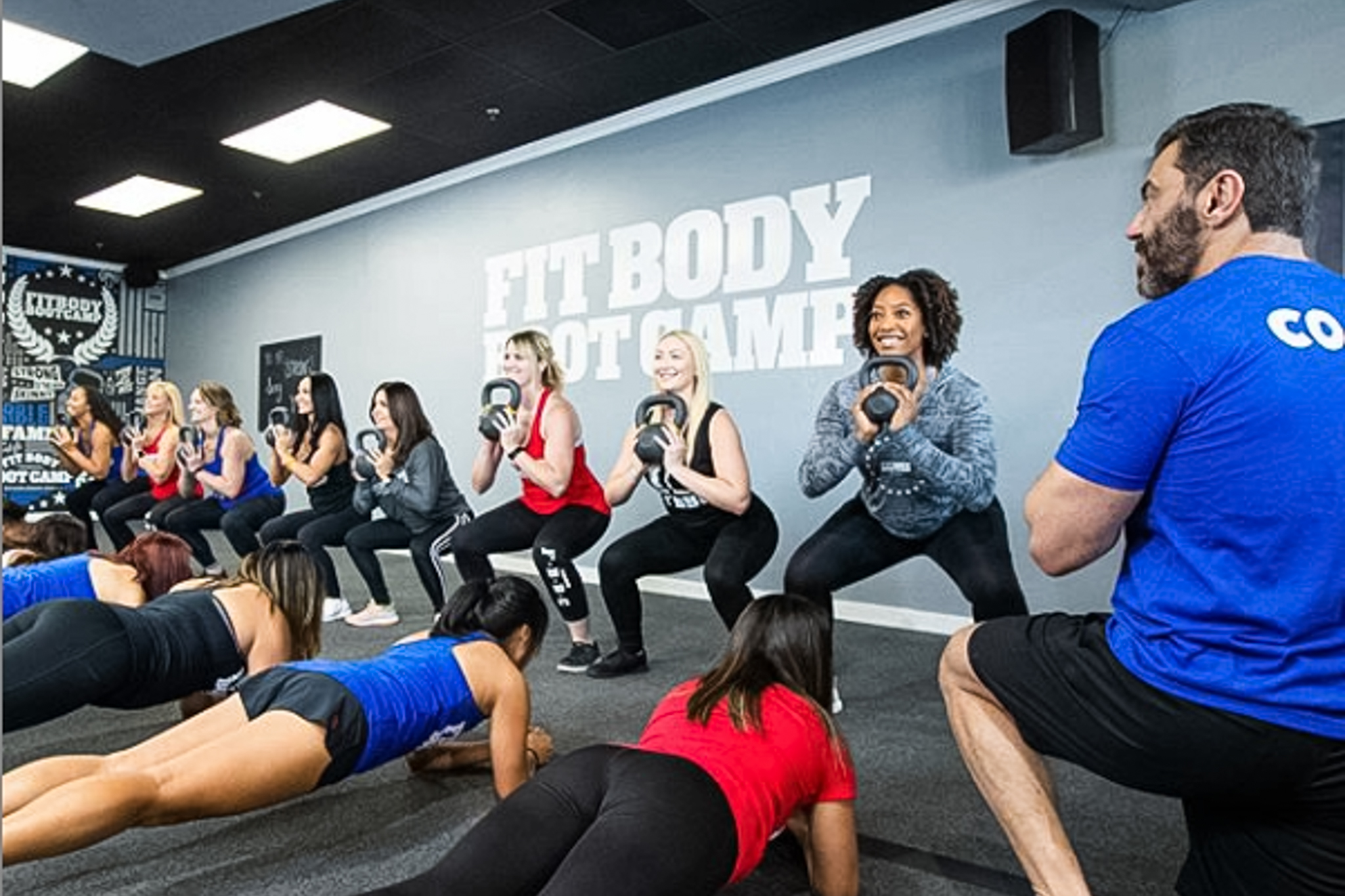 Fit Body Bootcamp Kitsilano -