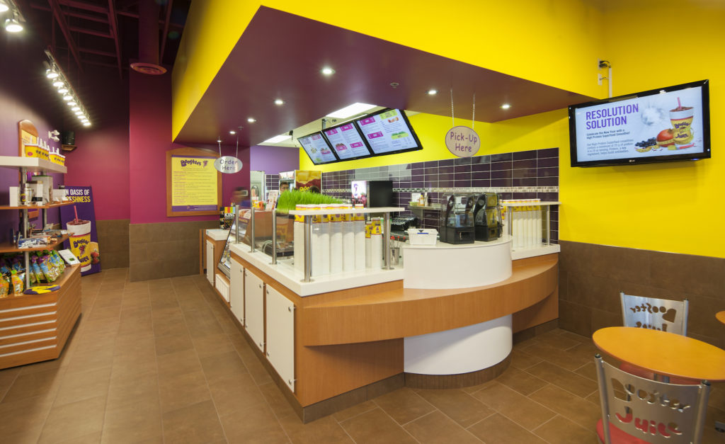 Booster Juice Pacific Centre -