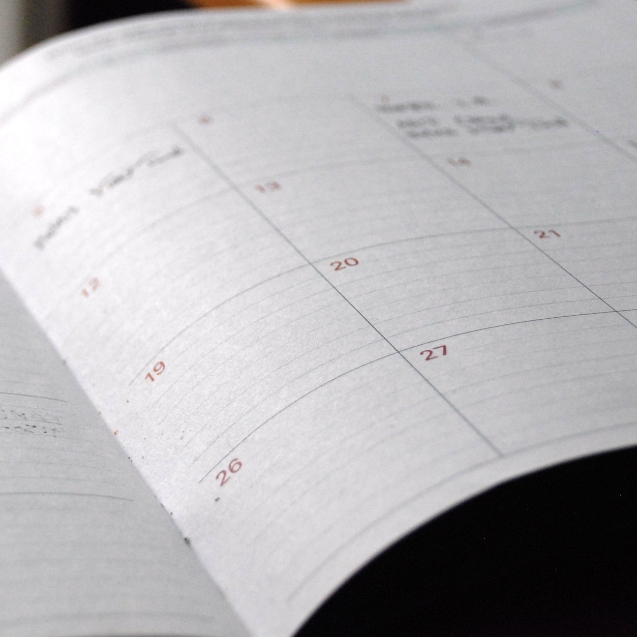 CALENDAR - See upcoming clinics
