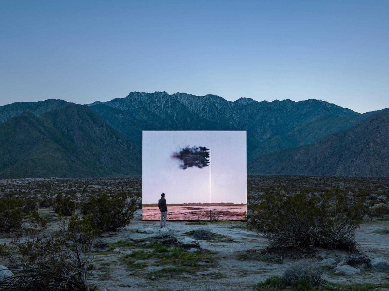 DesertX, 2019, John Gerrard
