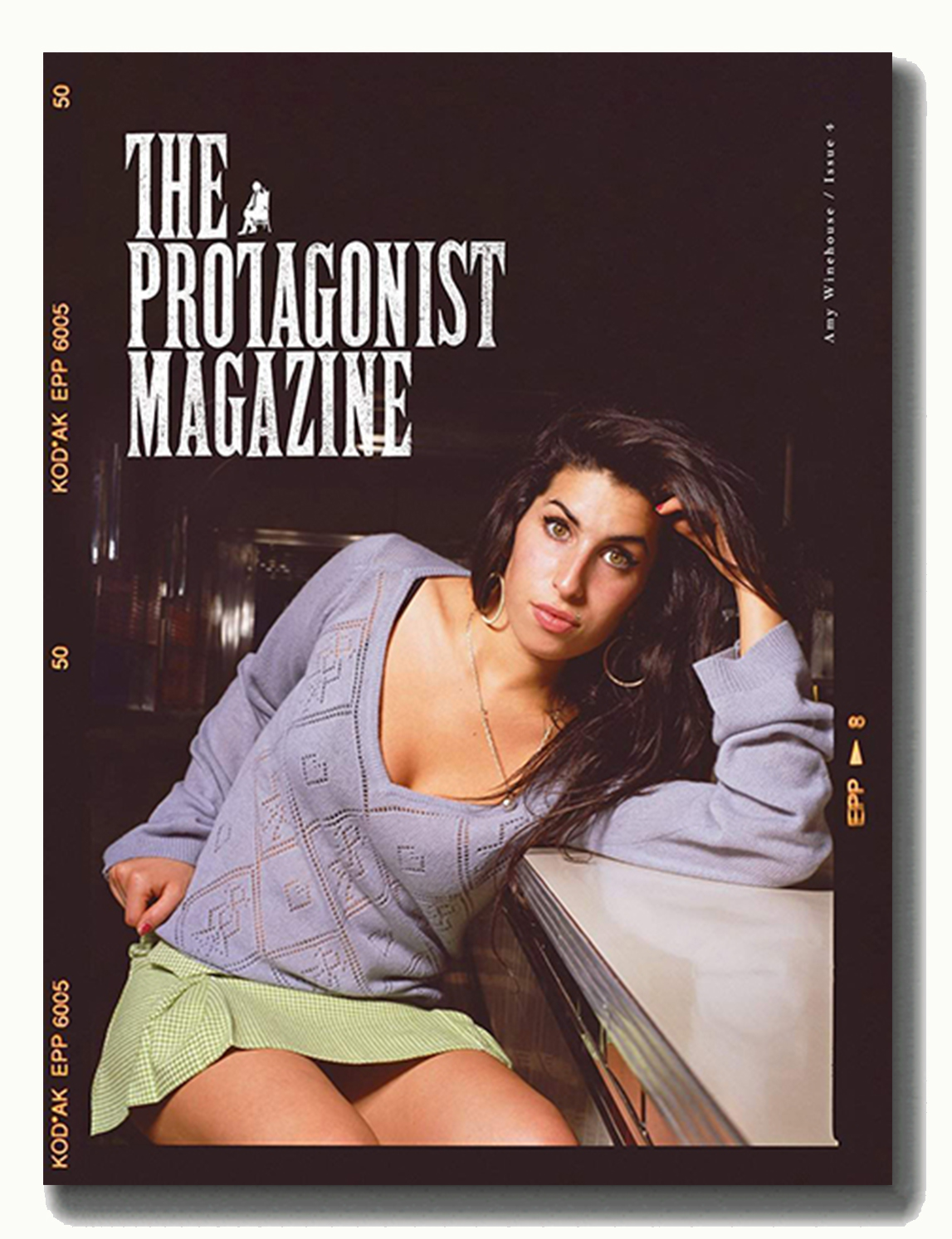 The Protagonist Magazine Issue 4 Amy Winehouse_book off white.jpg
