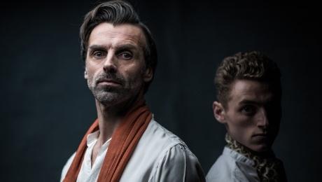 Jonathan Wrather as Lord Henry Wotton Gavin Fowler as Dorian Gray