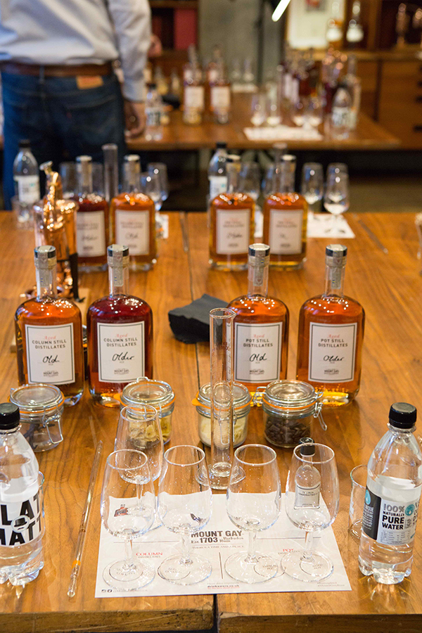 Blending Session with Allen Smith
