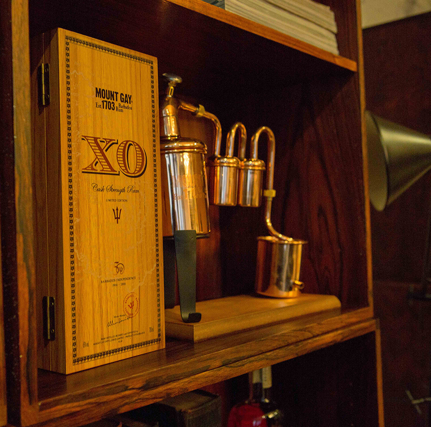 The Limited Edition XO Cask Strength, 63%ABV