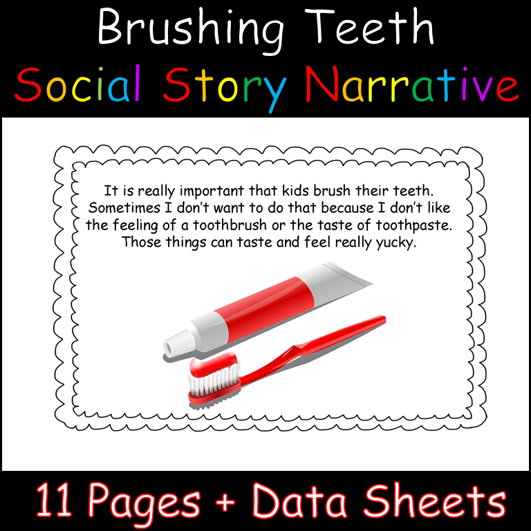 Research Update: Social Stories Improve Toothbrushing Skills