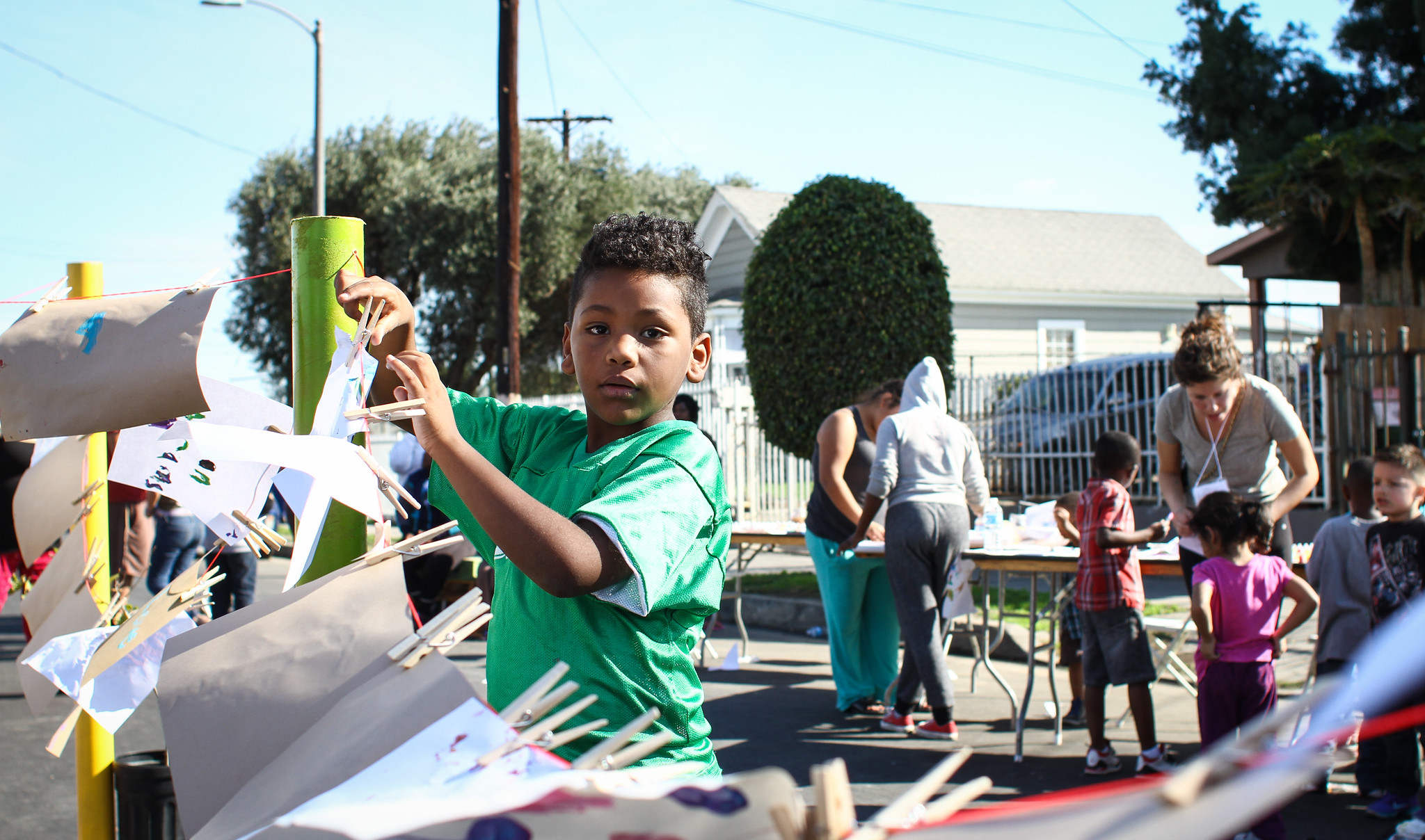 Adopt-a-Lot - The Adopt-a-Lot Pilot Program is a citywide program that was approved in December of 2018 by the City of Los Angeles. The program allows community residents and organizations to adopt up to 10 city-owned vacant lots across Los Angeles.
