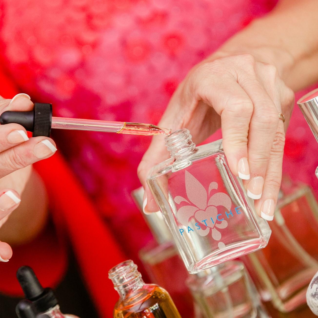 Blending Fragrances at the Scent Bar
