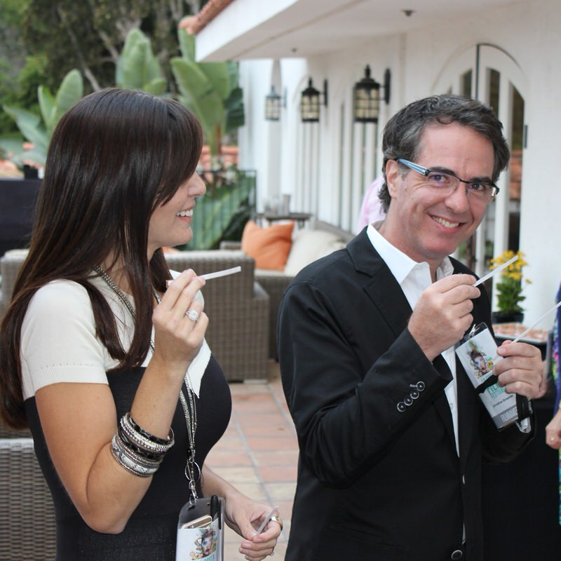Custom Fragrance Corporate Event