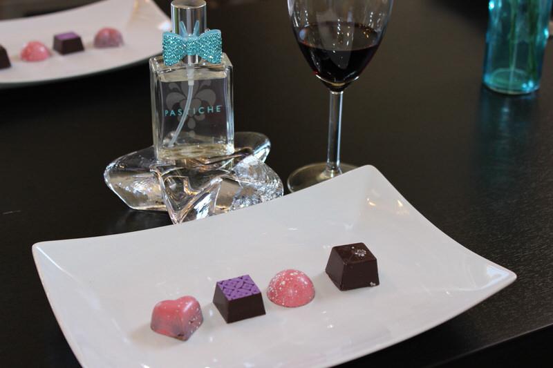 Perfume and Chocolate