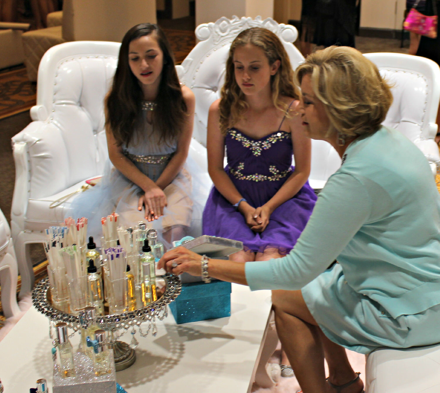 Bat Mitzvah Fragrance Bar