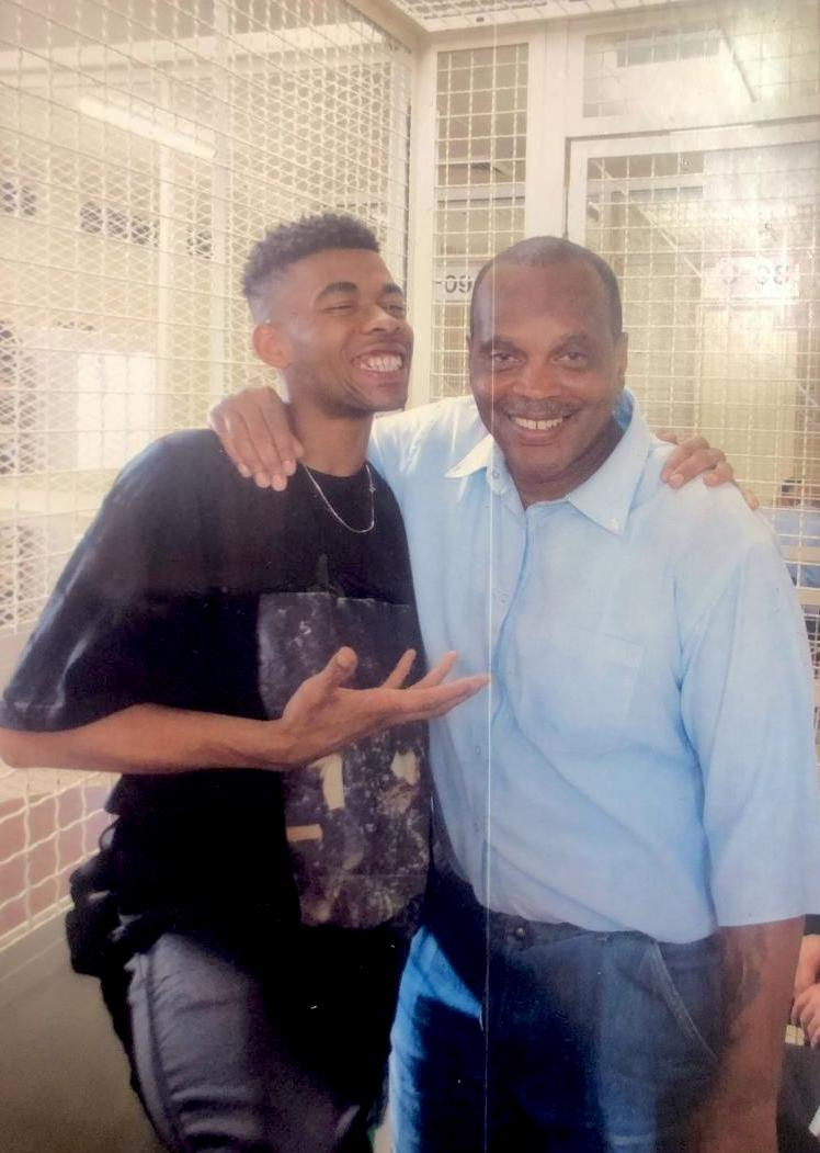 Jarvis with a Truthworker mentee