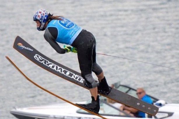 Jaquess, Gay Win Still Waters Challenge Titles - 7/1/2019U.S. water ski athletes Regina Jaquess (Santa Rosa Beach, Fla.) and Anna Gay (Winter Garden, Fla.) won respective titles on Sunday at the Still Waters Pro/Am Team Challenge at Still Waters in Oconomowoc, Wis. Jaquess won titles in women's slalom and jumping, while Gay won women's tricks.