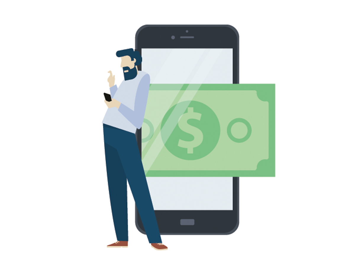 Mobile Deposit - Easy to use and flexible.