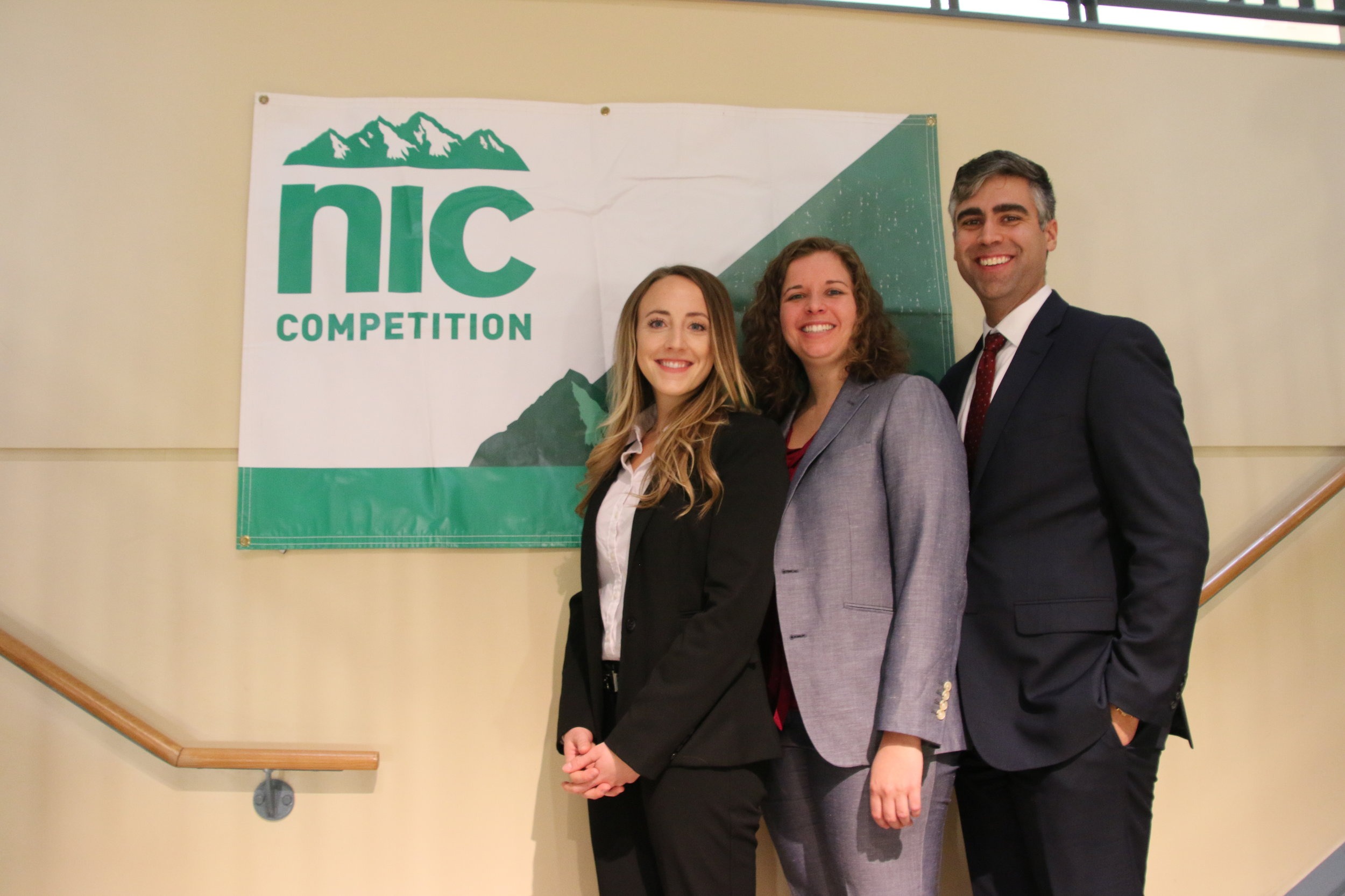 Join us - Ready to take the next step towards competing in NICC 2020?