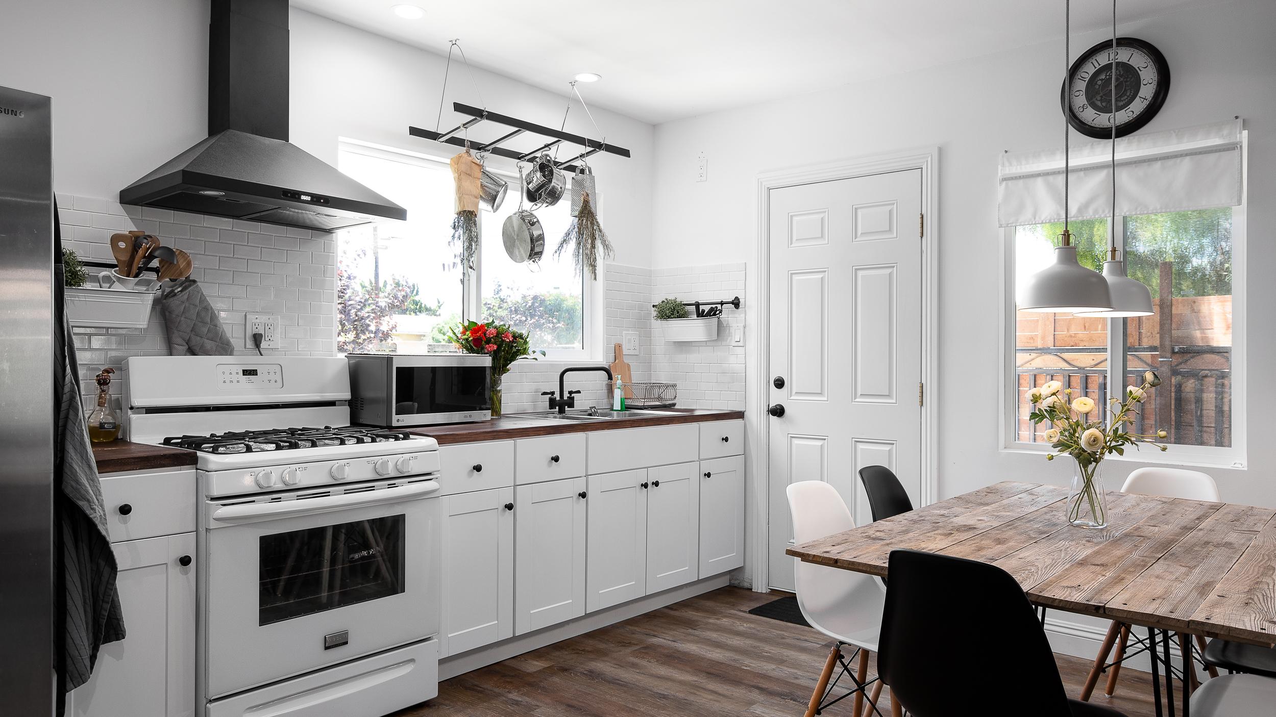 Buena Park Real Estate Photography Kitchen Orange County