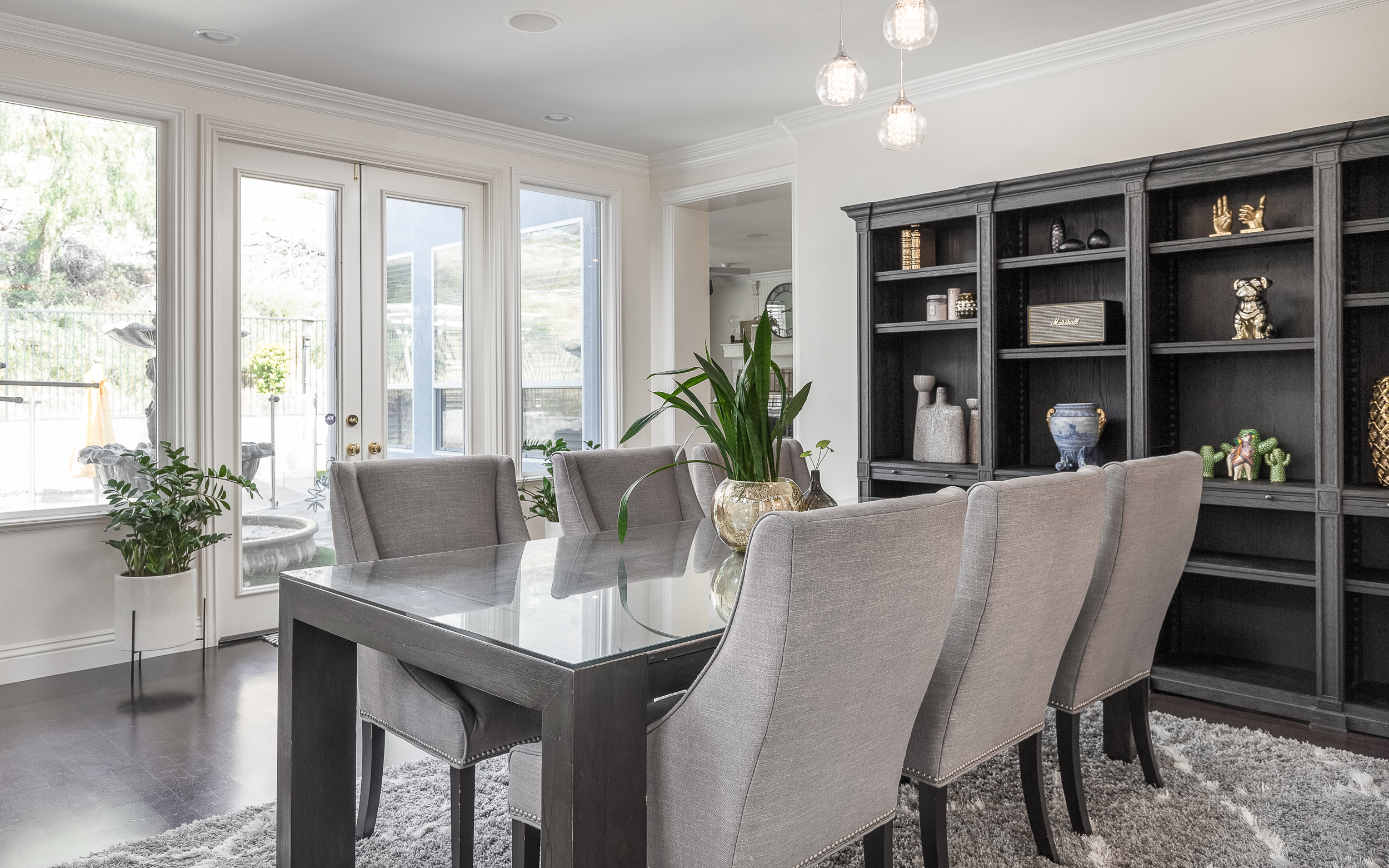 Dining Room La Habra Real Estate Photography Orange County