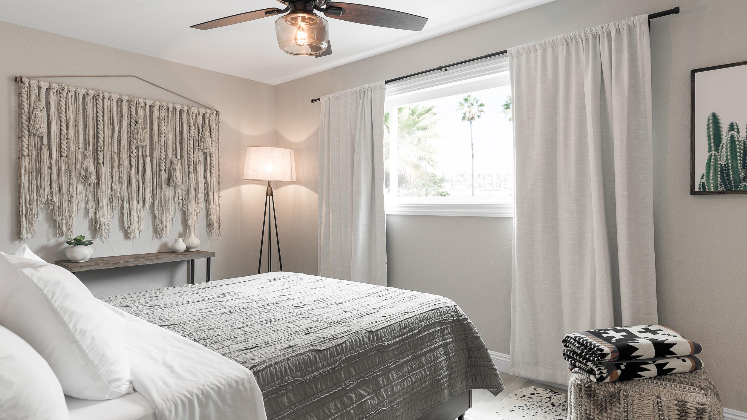 Dana Point Real Estate Photography Bedroom Orange County