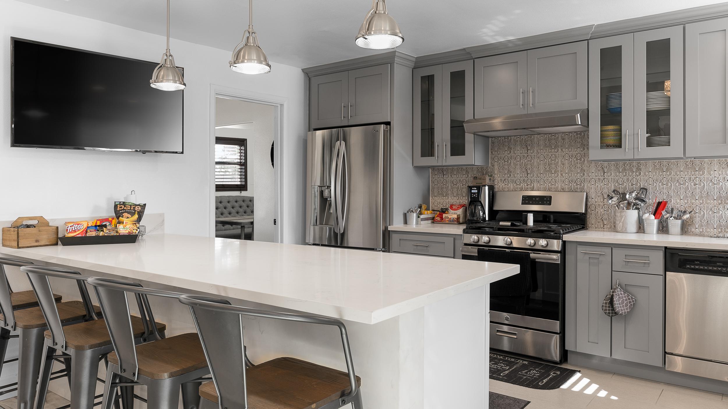 Cypress Real Estate Photography Kitchen Orange County