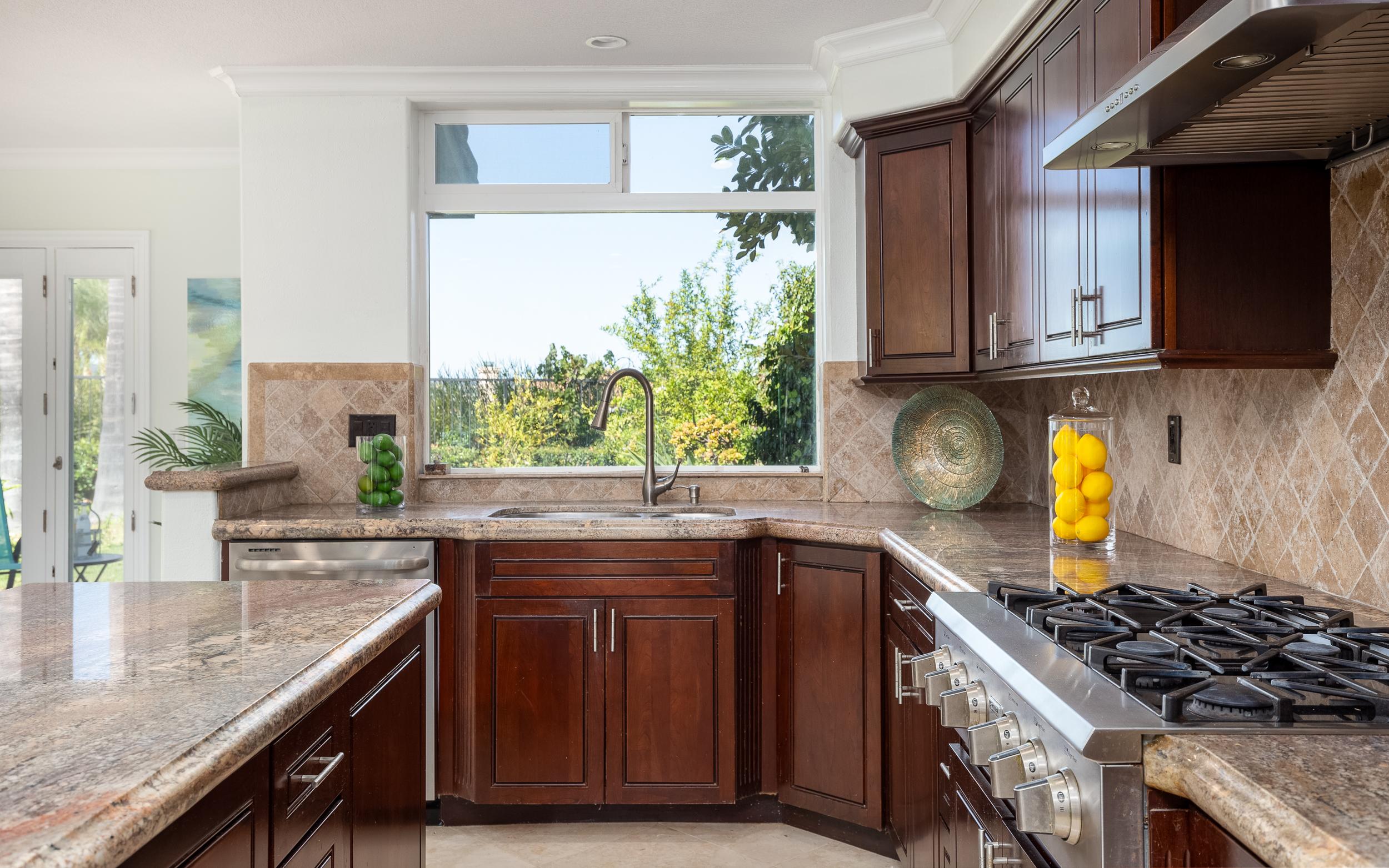 Aliso Viejo Real Estate Photography Kitchen Orange County