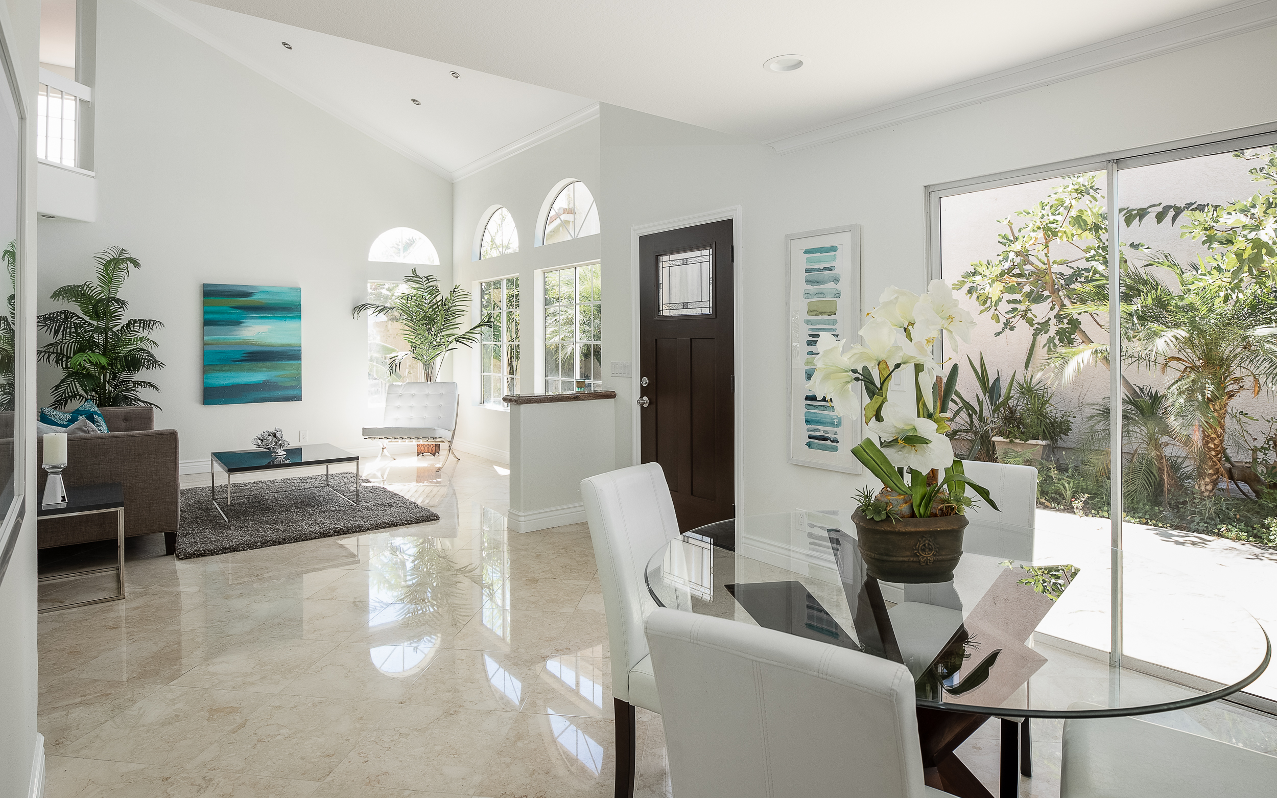 Laguna Hills Real Estate Photography Great Room Orange County