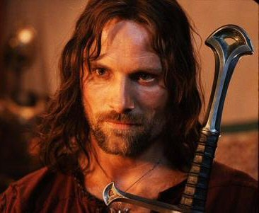 """Aragorn from """"The Lord of the Rings Trilogy"""""""