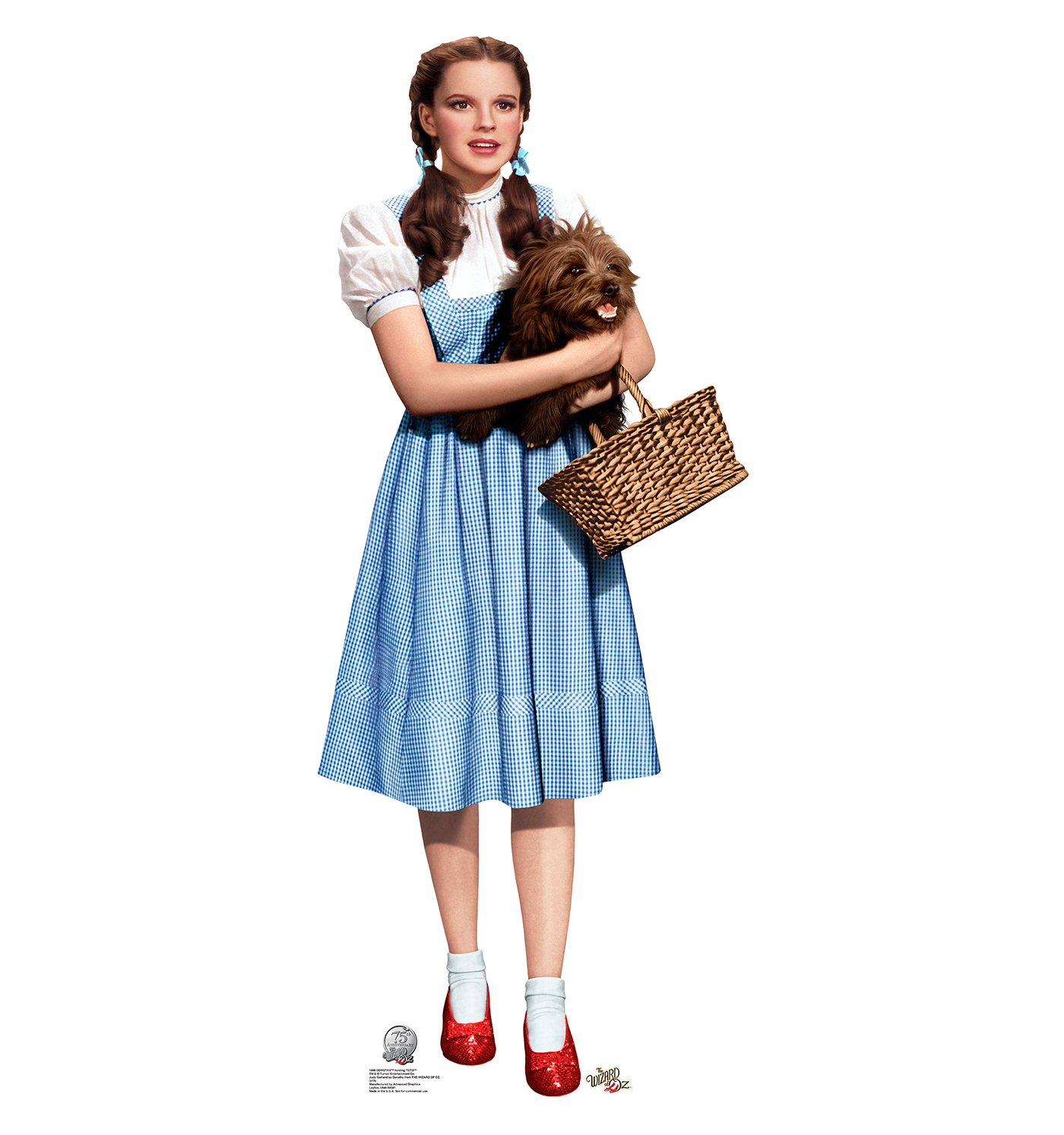 """Dorothy (and Toto) from """"The Wizard of Oz"""""""