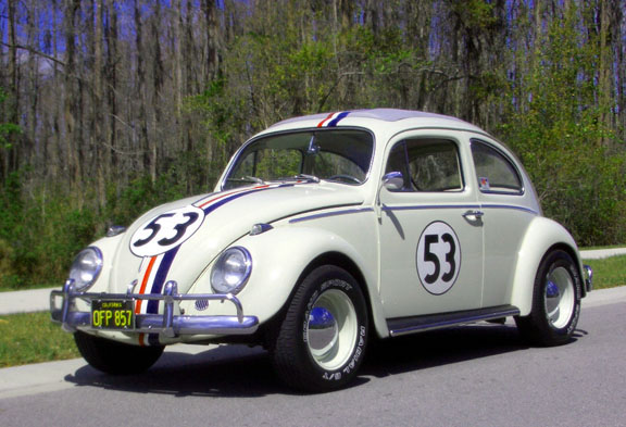 """Herbie from """"The Love Bug"""""""