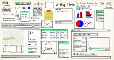 Balsamiq, a useful wireframing tool