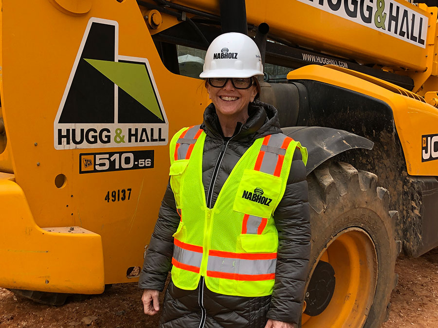 About - Tricia rose to the executive level ranks of the historically male dominated construction industry to find her self in a lonely place as the only women in the room.