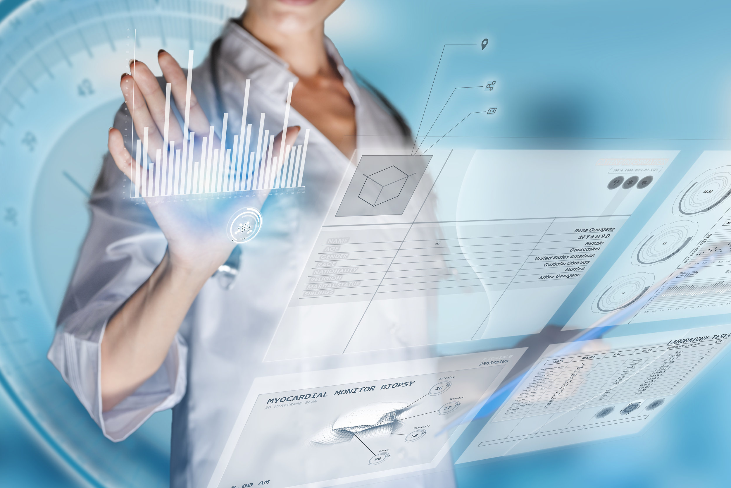 Medical records migration /ehr data conversion - We extract/import data from/to any system and make EHR Replacement painless for you.