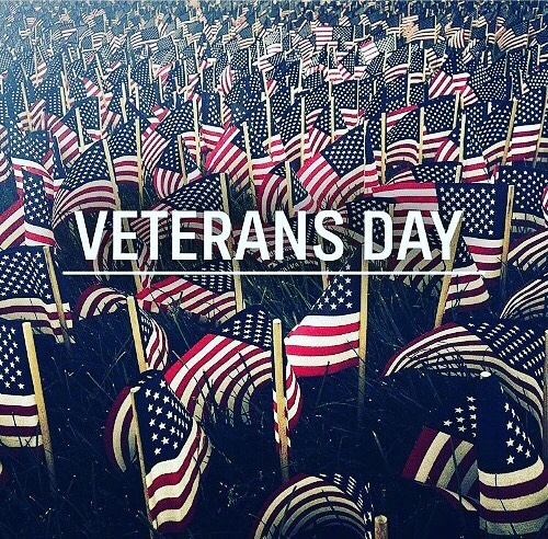 With Respect, Honor, & Gratitude,  Thank you Veterans! 🇺🇸✨ . . . #veteransday #thankyou #service #veterans #veteransday2018 #usa #honoringvets #thankavet #patriotic