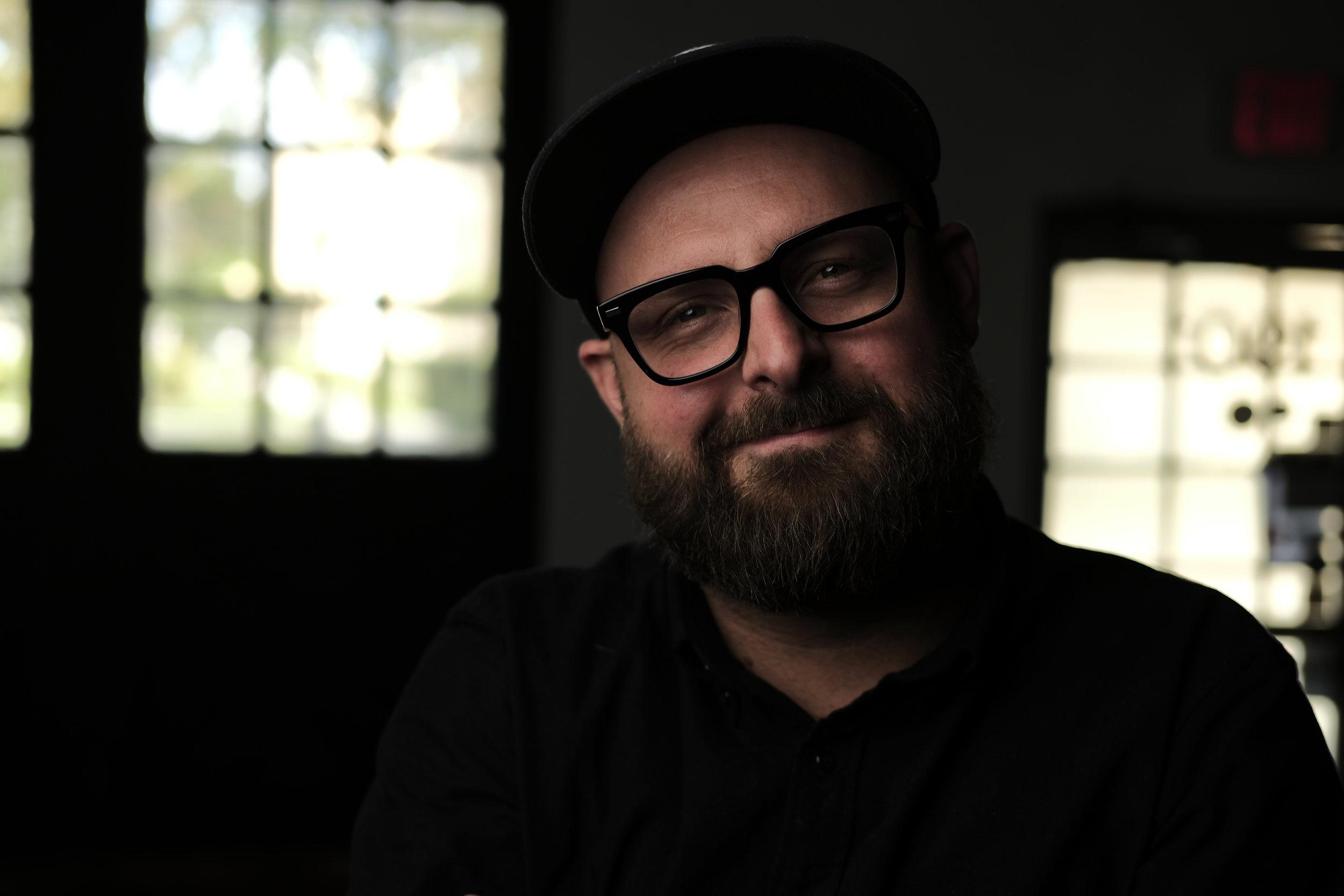 Javier Martinez - Creative Producer