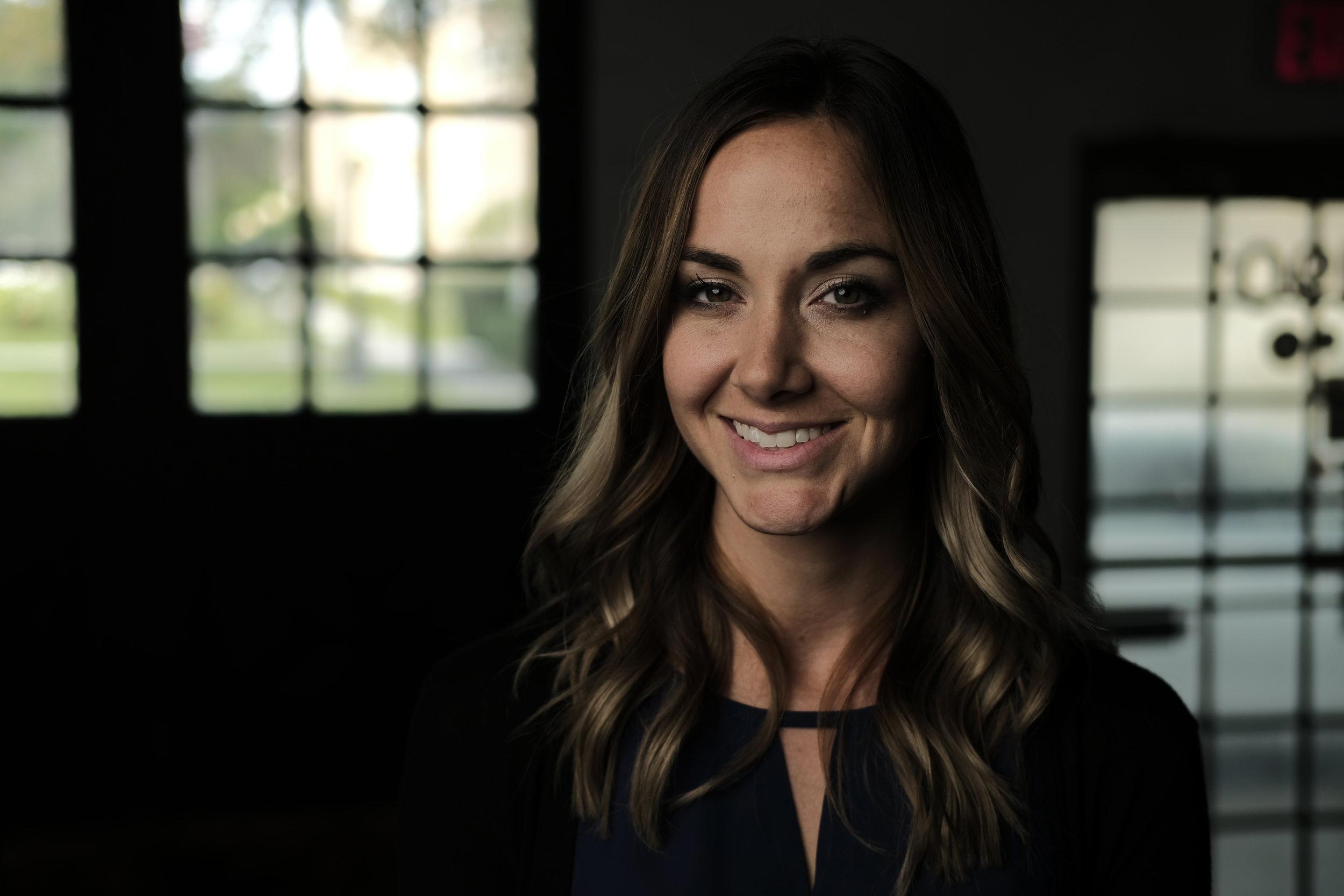 Nicole Hyde - Associate Producer