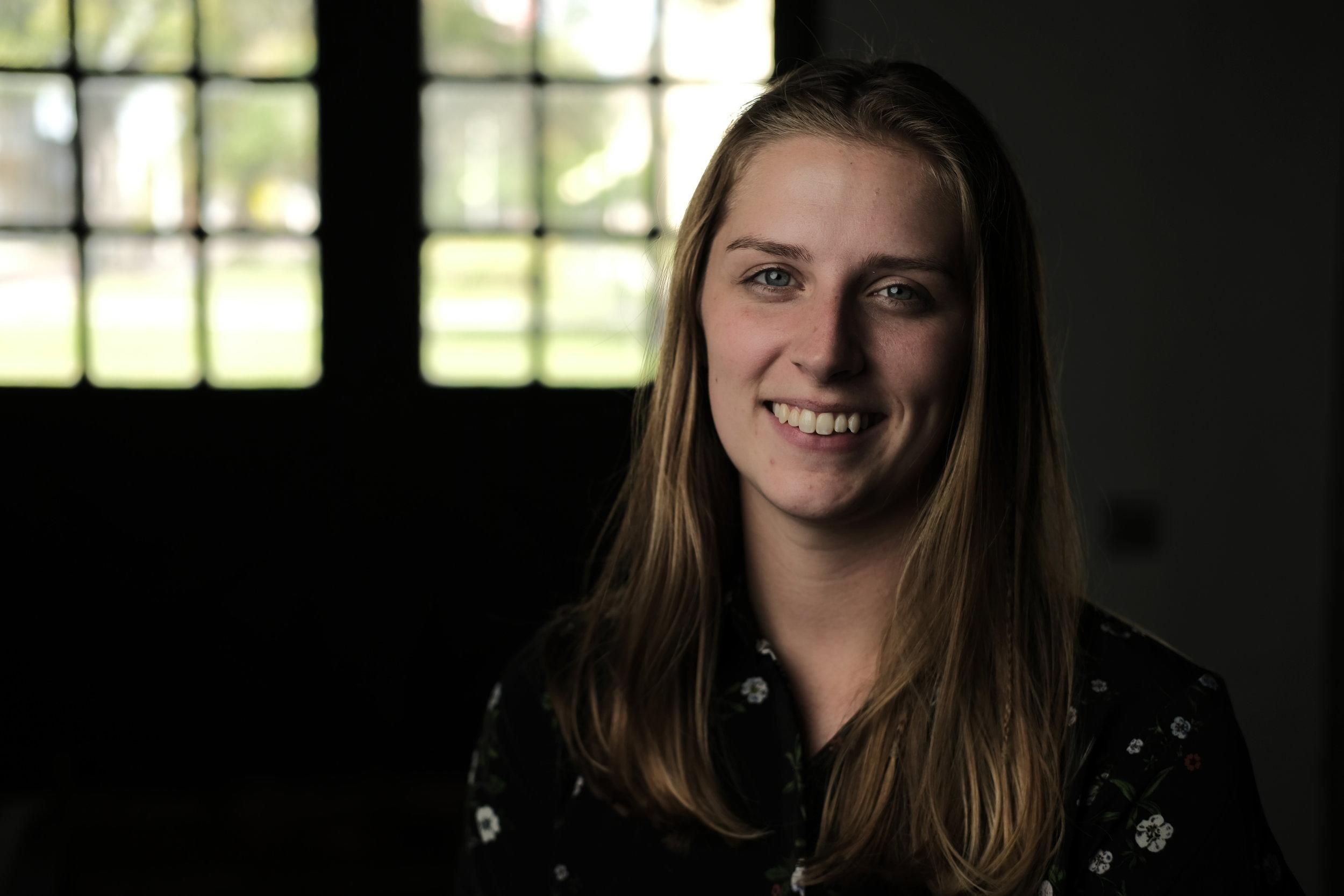 Amanda Topper - Post Supervisor