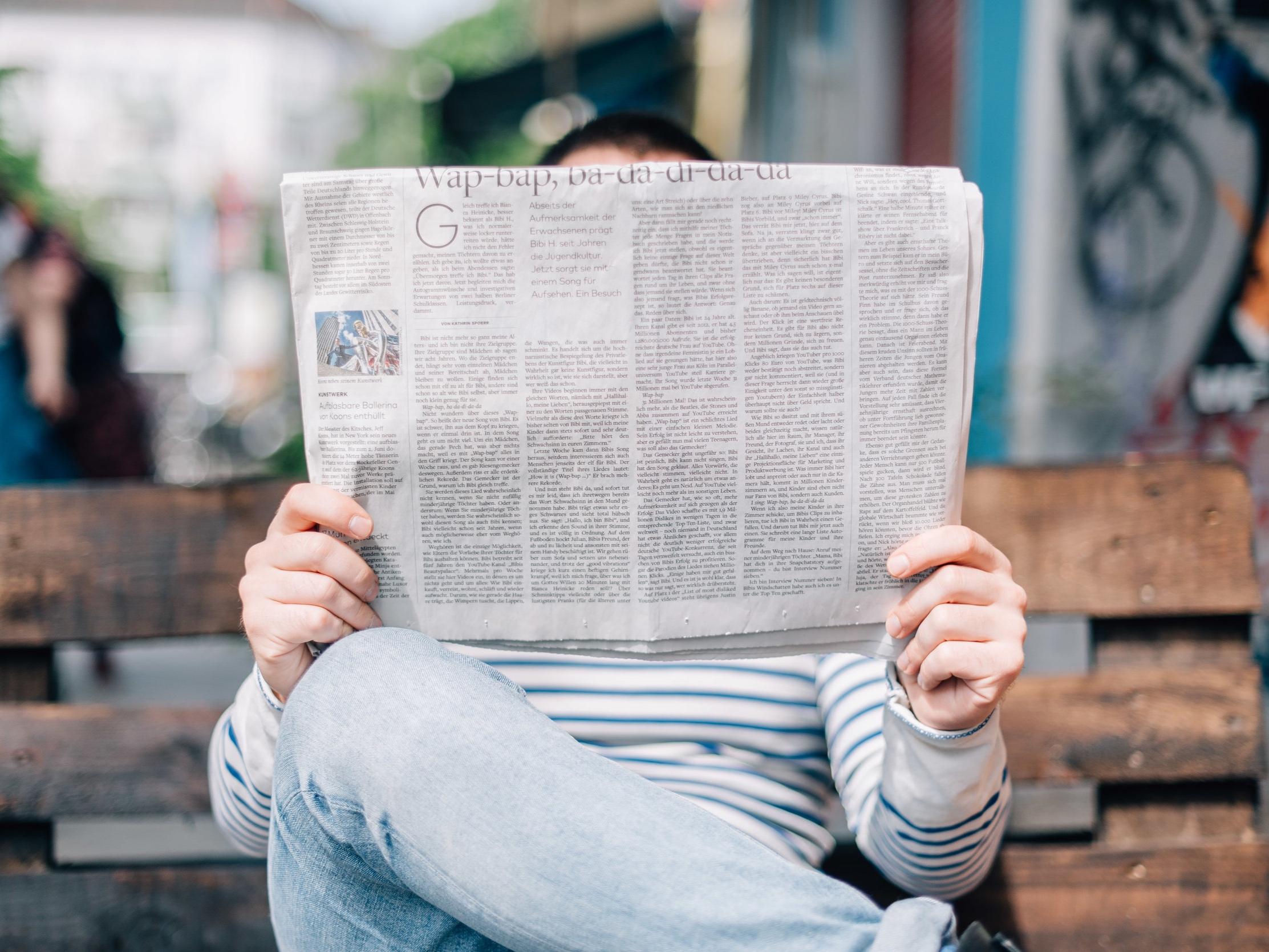 Das steht in der Presse über uns - …..und wir arbeiten daran weitere gute Geschichten zu liefern