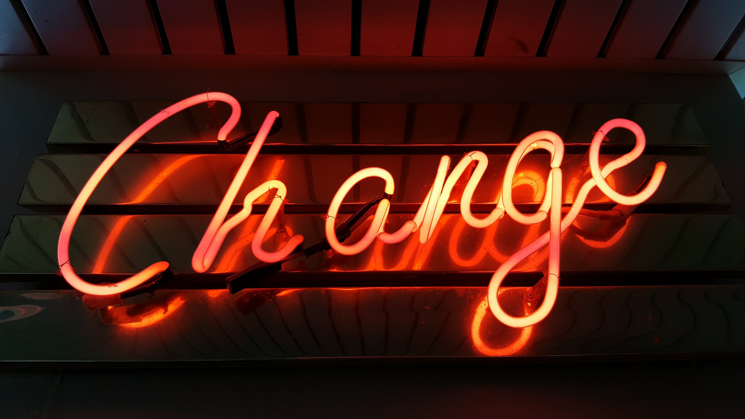 IF THE RATE OF CHANGE ON THE OUTSIDE EXCEEDS THE RATE OF CHANGE ON THE INSIDE, THE END IS NEAR (JACK WELCH)
