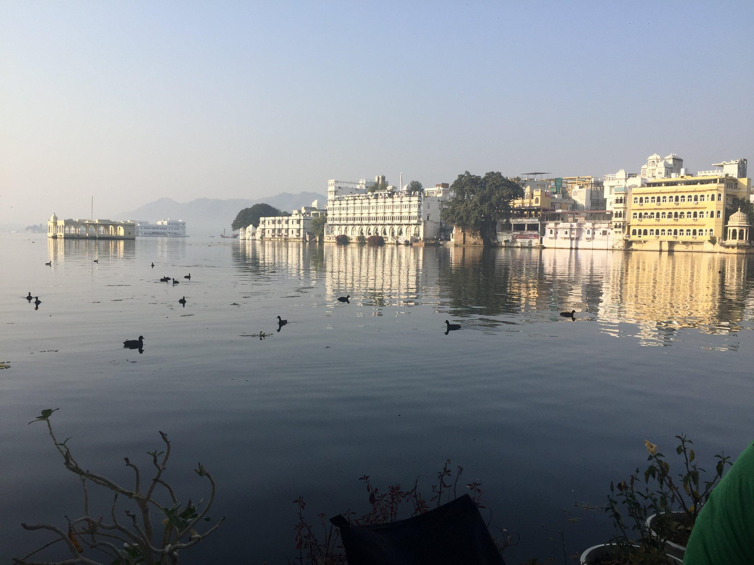 Lake Pichola Udaipur, India