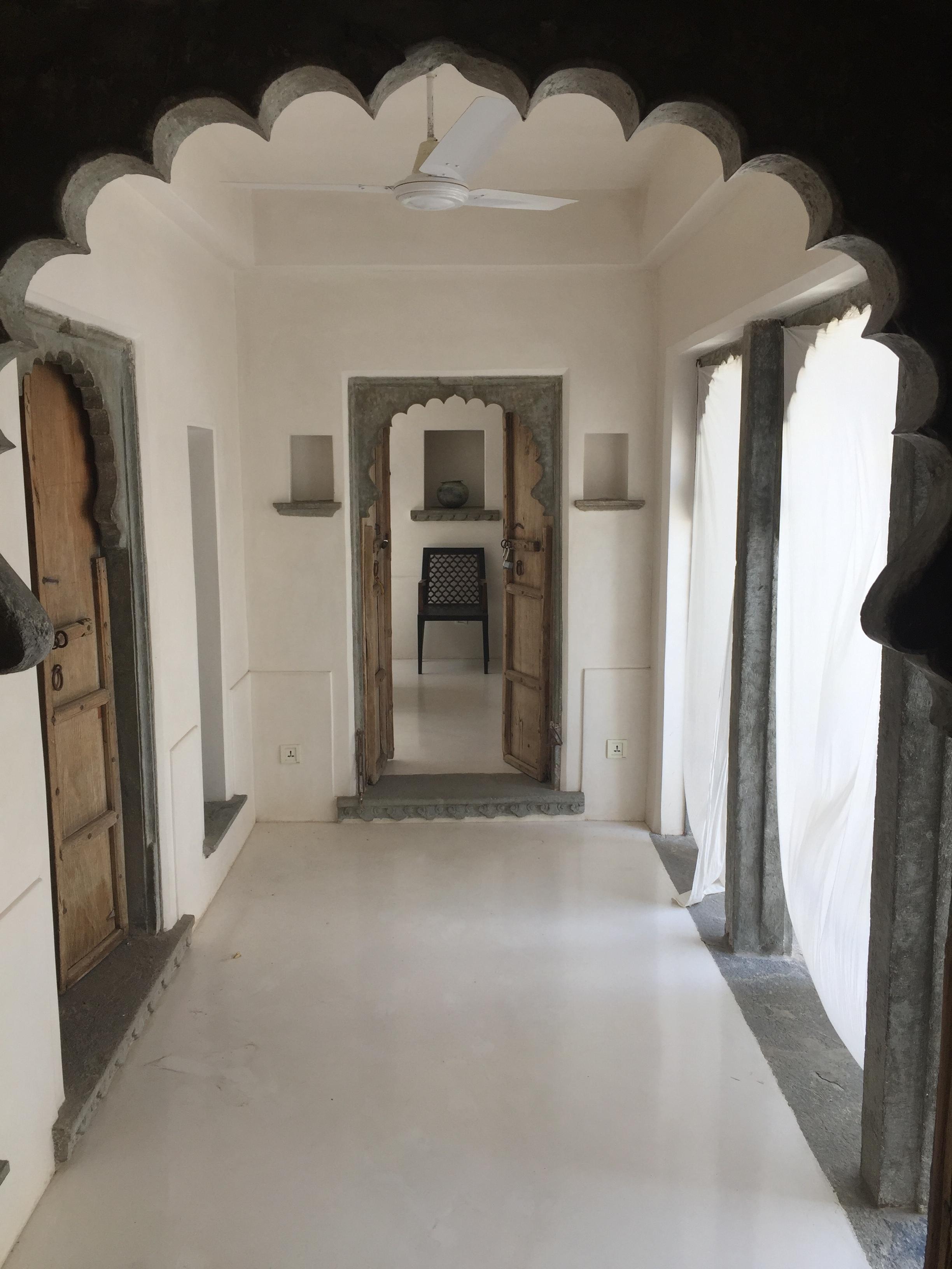 Interior Hallway, Udaipur Haveli