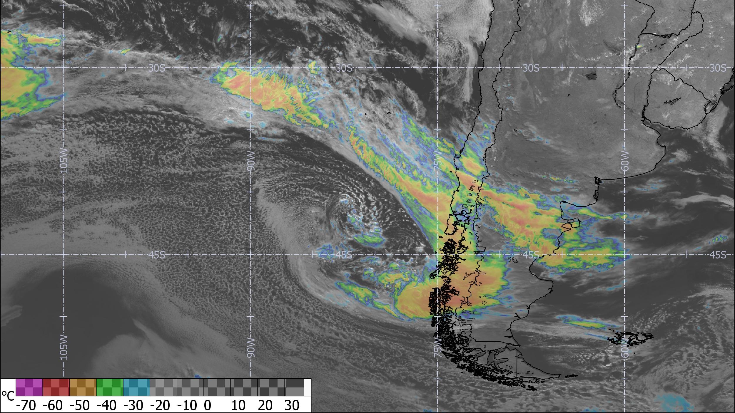 6to. Congreso    de Oceanografía Física, Meteorología y Clima del Pacifico Sur Oriental