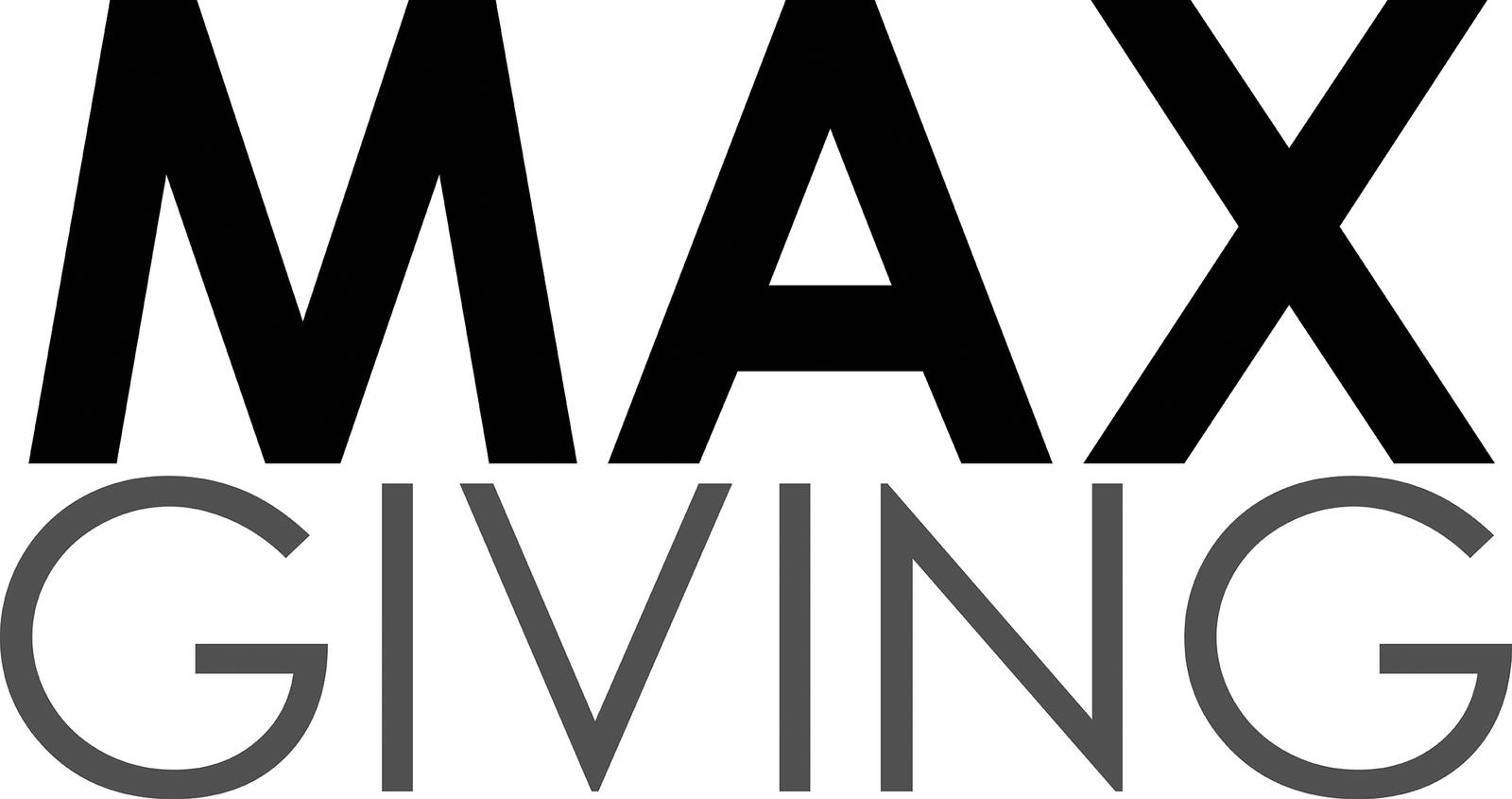MaxGiving