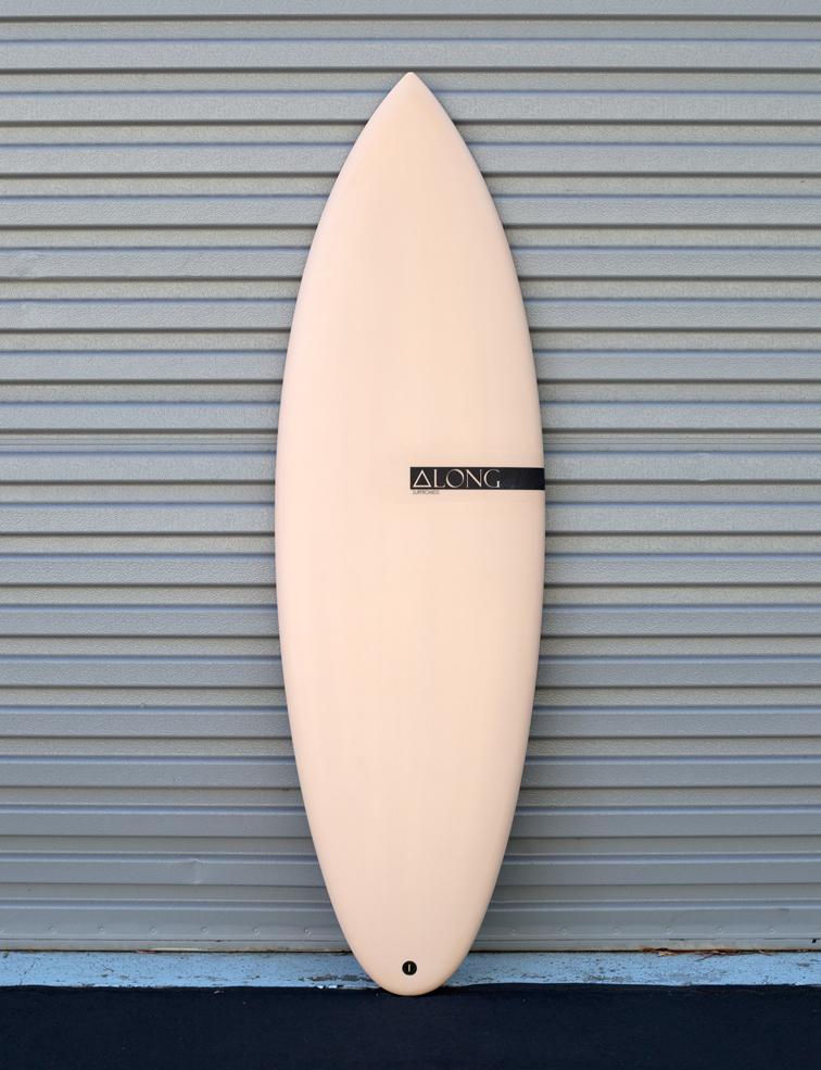SINGLE LADY SURFBOARD / SINGLE FIN from $685