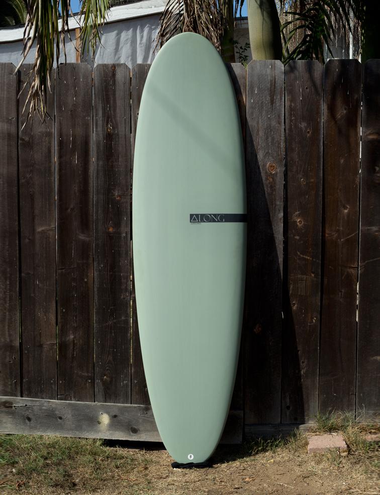 JANE MEETS TARZAN SURFBOARD / MID LENGTH THRUSTER from $705
