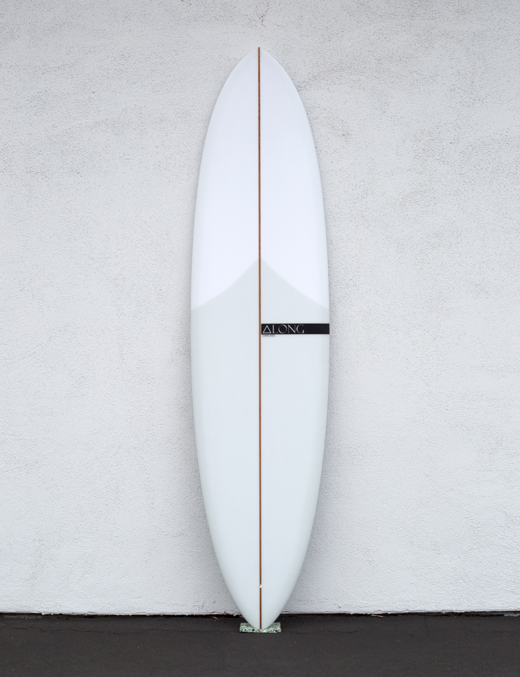 TROPIC THUNDER SURFBOARD / MID LENGTH SINGLE FIN from $705