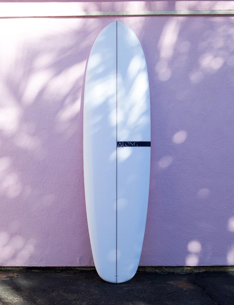 RUNWAY SURFBOARD / MID LENGTH SINGLE FIN from $705