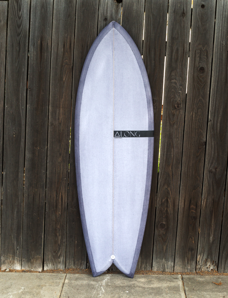 FISH & CHIPS SURFBOARD / TWIN FIN from $685